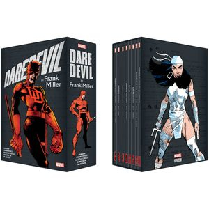 [Daredevil: By Frank Miller: Box Set (Slipcase Hardcover) (Product Image)]