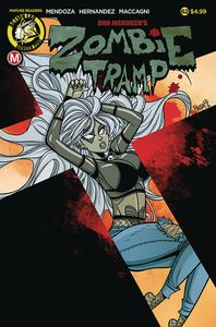 [Zombie Tramp: Ongoing #62 (Cover A Maccagni) (Product Image)]