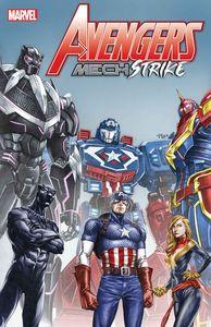 [Avengers: Mech Strike #1 (Su Variant) (Product Image)]