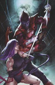[Marvel Zombies: Resurrection #2 (Inhyuk Lee Virgin Variant) (Product Image)]