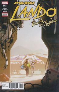 [Star Wars: Lando: Double Or Nothing #2 (Product Image)]