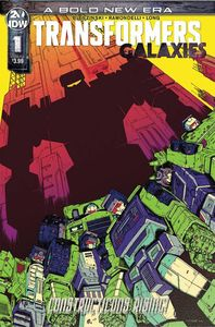 [Transformers: Galaxies #1 (Cover B Roche) (Product Image)]