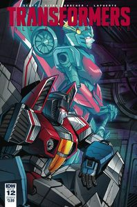 [Transformers Till All Are One #12 (Cover B Tramontano) (Product Image)]