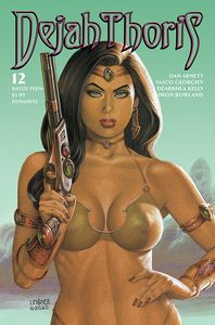 [Dejah Thoris: 2019 #12 (Cover C Linsner) (Product Image)]