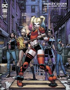 [Harley Quinn & The Birds Of Prey #2 (Arthur Adams Variant) (Product Image)]