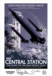 [Central Station (Signed Mini Print Edition) (Product Image)]