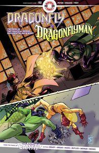 [Dragonfly & Dragonflyman #2 (Product Image)]