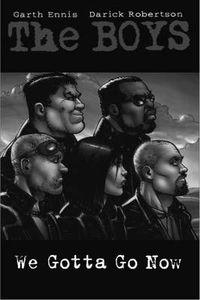 [The Boys: Volume 4: We Gotta Go Now (Titan Edition) (Product Image)]