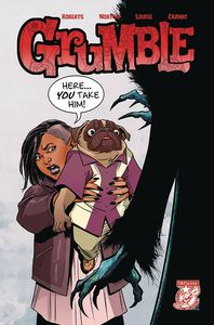 [Grumble #5 (Cover A Mike Norton) (Product Image)]