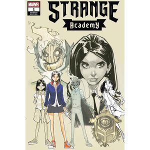 [Strange Academy #1 (Ramos Design Wraparound Variant) (Product Image)]