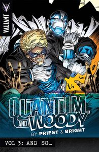 [Quantum & Woody: By Priest & Brights: Volume 3: And So... (Product Image)]