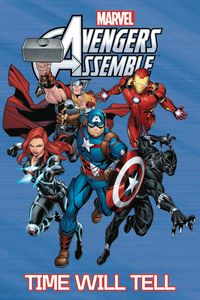 [Avengers Assemble: Time Will Tell (Panini Digest) (Product Image)]