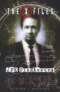[X-Files: JFK Disclosure (Hardcover) (Product Image)]