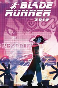[Blade Runner 2019 #6 (Cover A Rian Hughes) (Product Image)]