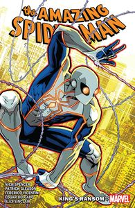 [Amazing Spider-Man: Nick Spencer: Volume 13: The King's Ransom (Product Image)]