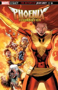 [Phoenix Resurrection: The Return Of Jean Grey #1 (3D Lenticular Main Cover) (Legacy) (Product Image)]