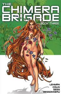 [Chimera Brigade: Volume 3 (Hardcover) (Product Image)]