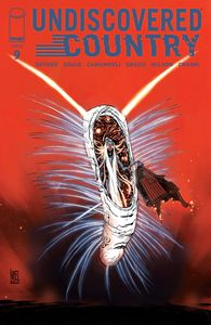 [Undiscovered Country #9 (Cover A Camuncoli) (Product Image)]