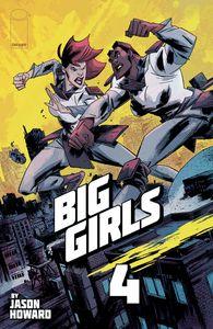 [Big Girls #4 (Product Image)]