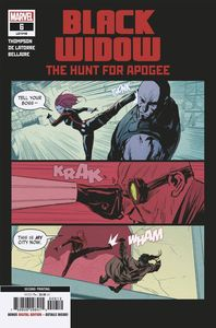 [Black Widow #6 (2nd Printing De Latorre Variant) (Product Image)]