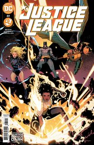 [Justice League: Last Ride #1 (Cover A Darick Robertson) (Product Image)]
