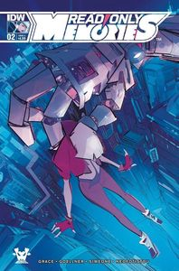 [Read Only Memories #2 (Cover A Simeone) (Product Image)]