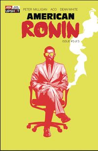 [The cover for American Ronin #1 (Cover A Aco)]