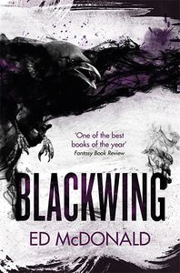 [The Raven's Mark: Book One: Blackwing (Product Image)]