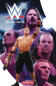 [WWE: Then Now Forever: Volume 2 (Product Image)]