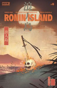 [Ronin Island #6 (Cover A Milonogiannis) (Product Image)]