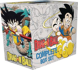 [Dragon Ball: Complete Series: Volumes 1 - 16 (Box Set) (Product Image)]
