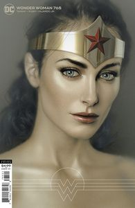 [Wonder Woman #765 (J Middleton Card Stock Variant Edition) (Product Image)]