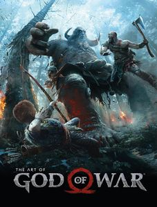 [The Art Of God Of War (Hardcover) (Product Image)]