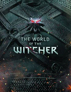 [The World Of The Witcher (Hardcover) (Product Image)]