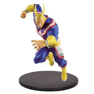 [My Hero Academia: The Amazing Heroes Statue: Volume 5: All Might (Product Image)]