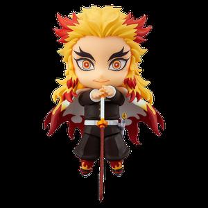 [Demon Slayer: Kimetsu No Yaiba: Nendoroid Figure: Kyojuro Rengoku (Product Image)]
