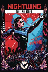 [Nightwing: The New Order (Product Image)]