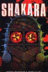 [2000AD: Shakara (Hardcover) (Product Image)]
