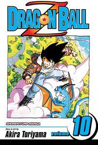 [Dragon Ball Z: Volume 10 (Product Image)]