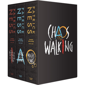 [Chaos Walking Boxed Set (Product Image)]
