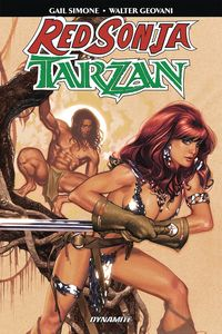 [Red Sonja/Tarzan (Product Image)]