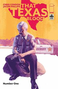 [That Texas Blood #1 (2nd Printing) (Product Image)]