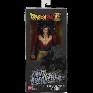 [Dragon Ball Super: Limit Breaker Action Figure: Super Saiyan 4 Goku (Product Image)]