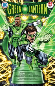 [Green Lantern: 80th Anniversary 100 Page Super Spectacular #1 (1970s Variant Edition) (Product Image)]
