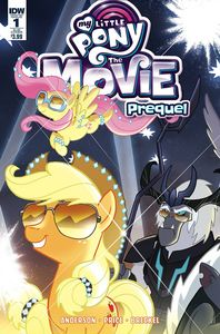 [My Little Pony: Movie Prequel #1 (Subscription Variant) (Product Image)]