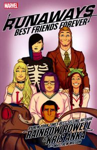 [Runaways By Rainbow Rowell: Volume 2: Best Friends Forever (Product Image)]