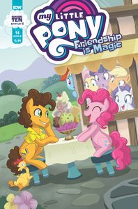 [My Little Pony: Friendship Is Magic #94 (Cover B Brianna Garcia) (Product Image)]