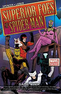 [Superior Foes Of Spider-Man: Volume 3 (Product Image)]
