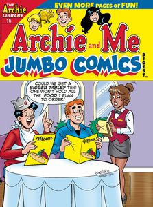 [Archie & Me: Jumbo Comics Digest #16 (Product Image)]