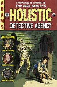 [Dirk Gently's Holistic Detective Agency #3 (EC Subscription Variant) (Product Image)]